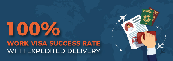 100% Success rate with expedited delivery